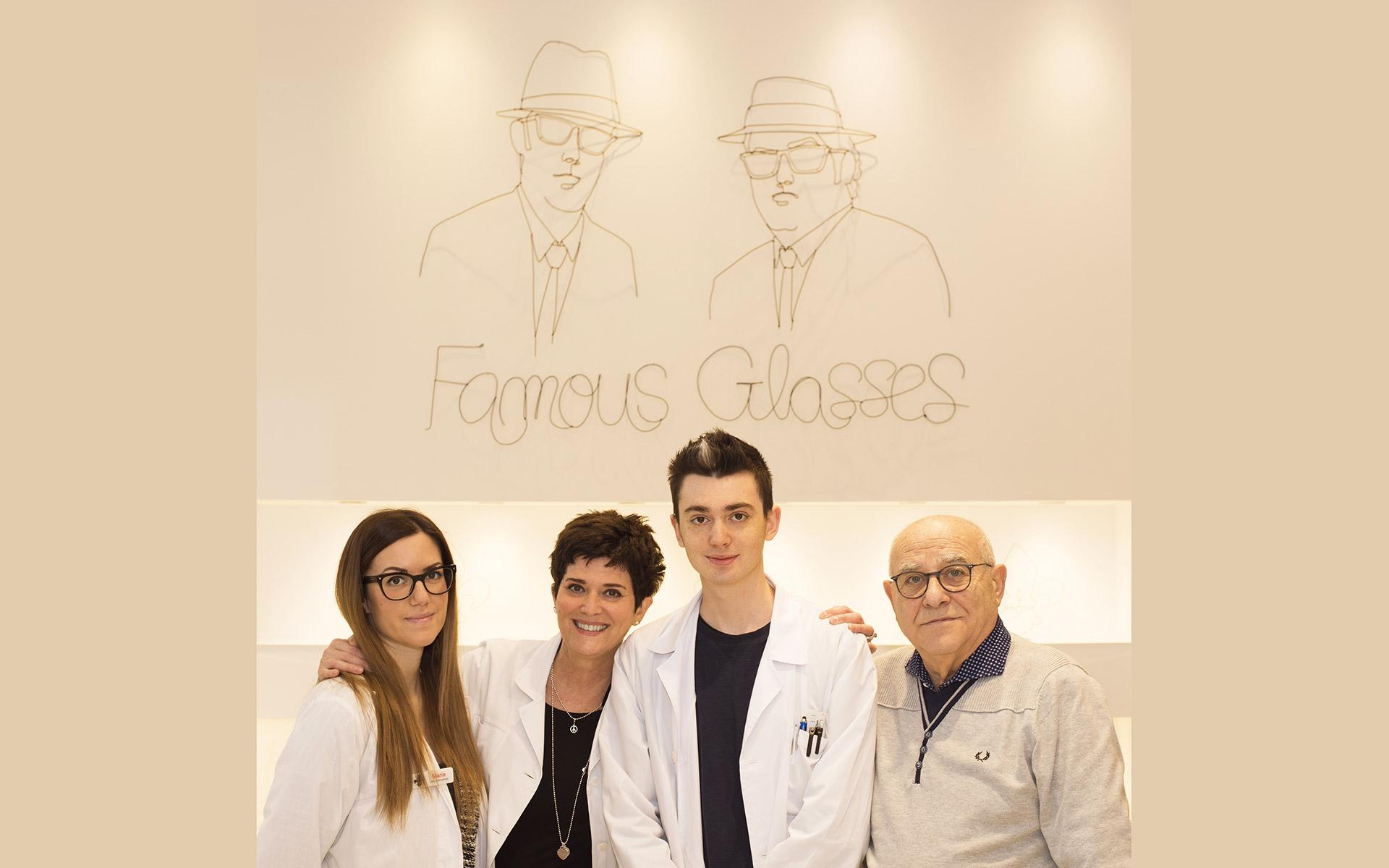 Staff Ottica Firenze - Bologna - Chi siamo